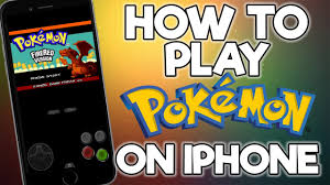 How To Play Any Pokemon Game On iPhone iOS 12 NO JAILBREAK FREE - Happy  Chick Emulator - YouTube