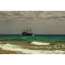 Peel N Stick Poster Of Sailboat Sea Cloudy Waves Weather Ship Cruise Poster 24x16 Adhesive Decal Walmart Com Walmart Com