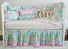 custom toddler and crib bedding