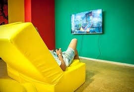 Diy Video Game Room For Kids Daymoms Com