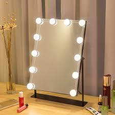 led lamp makeup mirror lamp string usb