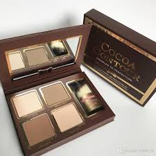 cocoa contour kit highlighters palette