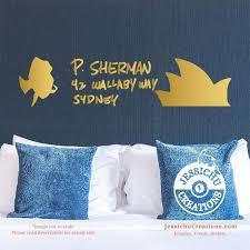 p sherman wallaby way sydney finding nemo inspired disney