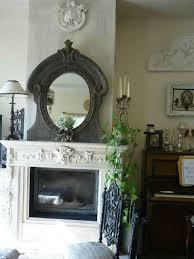 mirror made from an œil de boeuf
