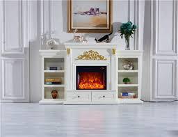 china modern design electric fireplace