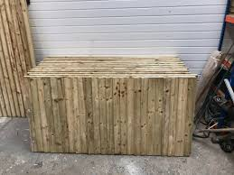 New Treated 6 X 3 Feather Edge Fence Panels In Cv11 Nuneaton And Bedworth For 15 00 For Sale Shpock