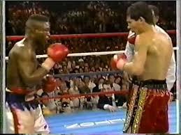 Julio Cesar Chavez vs Meldrick Taylor I | Julio cesar, Boxing fight, Boxing  history