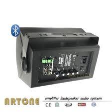 wall mount speaker system