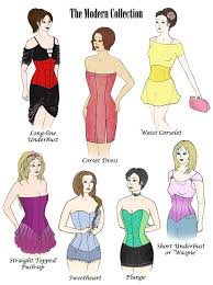 diy corset corset