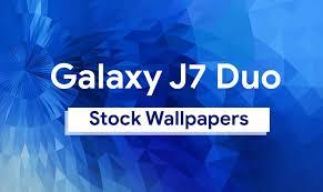 samsung galaxy j7 duo stock wallpapers