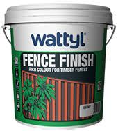Wattyl Fence Finish