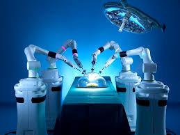 da Vinci surgical robot competitors: a race to the top