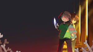 undertale chara wallpapers on wallpaperplay