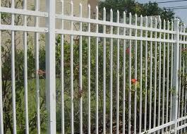 Home Garden Galvanized Fence Panels Security For Decoration Rust Proof