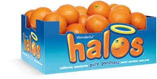wonderful halos mandarins sweet