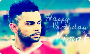 gt gt happy birthday virat kohli the invincible hunk lt lt