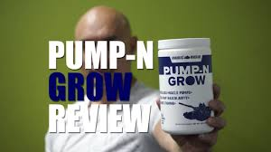 pump and grow pre workout review