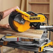 Dewalt Miter Saw Crown Stops Dw7084 The Home Depot