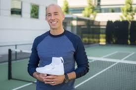 serena williams + aaron cooper discuss NIKEcourt flare tennis shoes