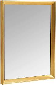 basics rectangular wall mirror