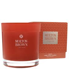 molton brown gingerlily three wick