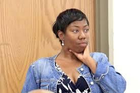 Pamela Johnson says she would speak for 'the voiceless'   Morgan ...