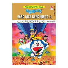 Doraemon Tranh Truyện Màu - Đấng Toàn Năng Nobita Tập 2 (Tái Bản ...