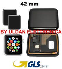 TOUCH SCREEN + LCD DISPLAY PER APPLE WATCH PRIMA GENERAZIONE 1 42 mm A1554  A1803