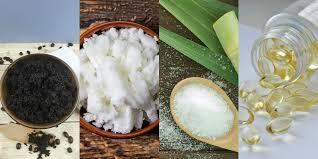 body scrub coffee sugar coconut oil