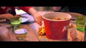 kfc bargain bucket you
