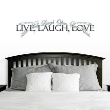 Layered Live Laugh Love Wall Decals Wall Decor Stickers