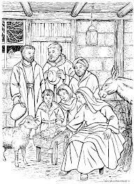 Kleurplaten Kerst Jezus Is Geboren Gkv Apeldoorn Zuid