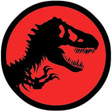 Amazon Com Ngk Trading Jurassic Park Vinyl Decal Bumper Sticker Wall Laptop Window Sticker 5 Kitchen Dining