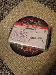 no life til leather cassette tape
