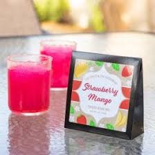 frozen drink mix strawberry mango