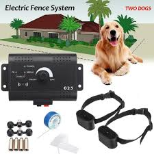 Dog System Pet Trainer Containment System Fencing Fence Collar Perimeter Au E For Sale Online Ebay