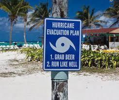 Hurricane Plan - Funny Friday