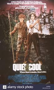 QUIET COOL, US poster, from left: Adam Coleman Howard, James Remar ...