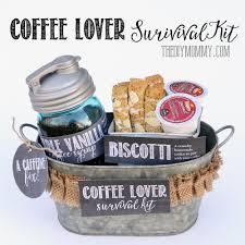coffee lover survival kit