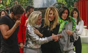 GF Vip, Adriana Volpe e il lutto dopo l'uscita: quel post su ...