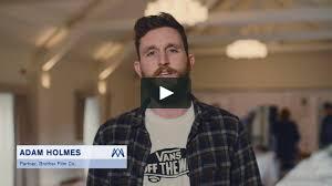 Adam Holmes, Brother Film Co. - The Marketing Academy Scholarship on Vimeo