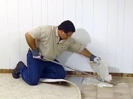 how to remove and add vinyl flooring