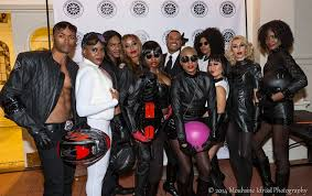 Planet Zero Motorsports by Kenya Smith Fashion Show in New York