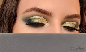 abh subculture cut crease makeup look