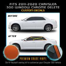 Chrysler 300 Crew Decals