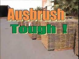 Brushwood Fencing Panels By Ausbrush Youtube