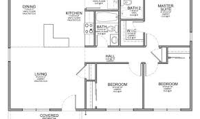 19 stunning floor plan 2 bedroom house