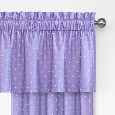 Shop Eclipse Kids Dots Room Darkening Curtain Valance 42x18 Overstock 14662381 Pink