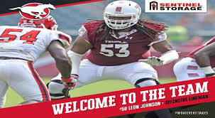 Stampeders sign American offensive lineman Leon Johnson - Sportsnet.ca
