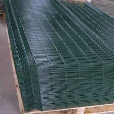High Quality Outdoor Pvc Coated Wire Mesh Fence Welded Garden Fence Panels Buy 8x8 Fence Panels Pvc Coated Wire Mesh Fence Plastic Garden Fence Panels Product On Alibaba Com
